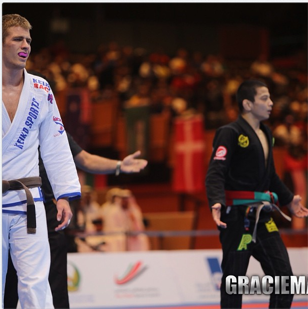 keenan cornelius paulo miyao 2013 abu dhabi world pro disqualification