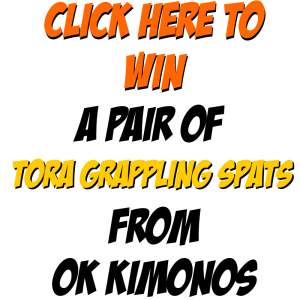 tora grappling spats contest