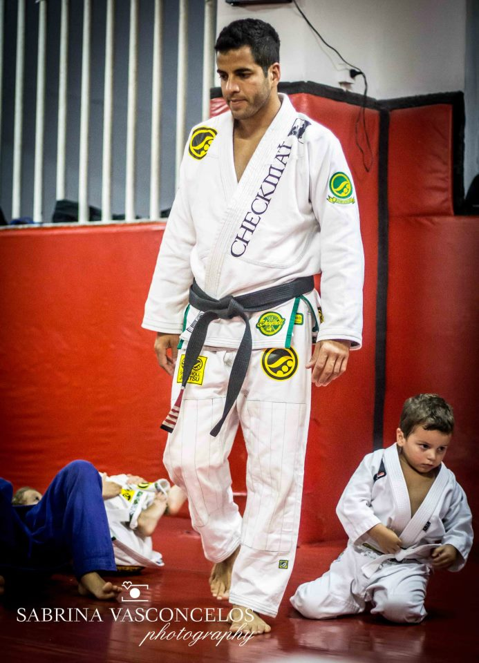 The Best Way to Deal With Your Child's BJJ Coach