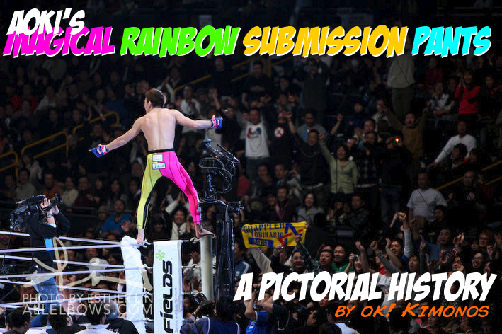 aoki shinya magical rainbow submission pants header