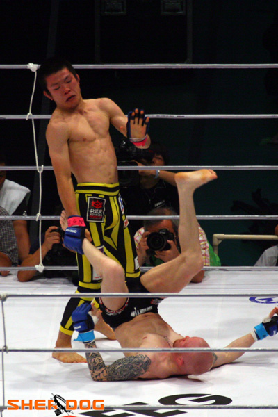 shinya aoki grappling tights spats 15 joachim hansen 2