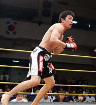 shinya aoki grappling tights spats 2