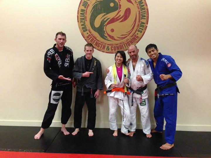 alex my nguyen in brazil  orange belt