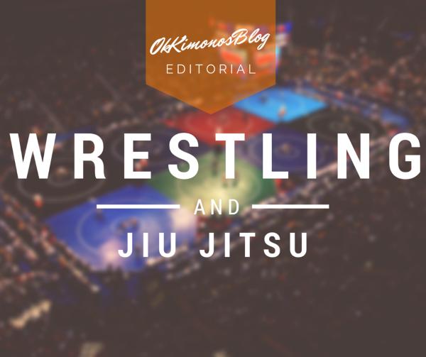 wrestling and bjj
