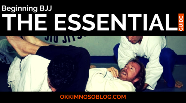 BEGINNING BJJ THE ESSENTIAL GUIDE