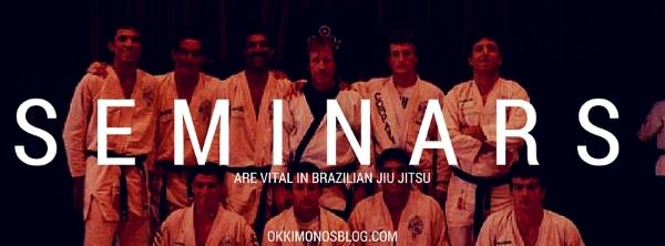 SEMINARS IN BRAZILIAN JIU JITSU