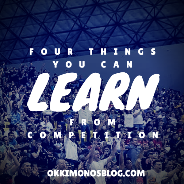 four things you can learn from bjj competition