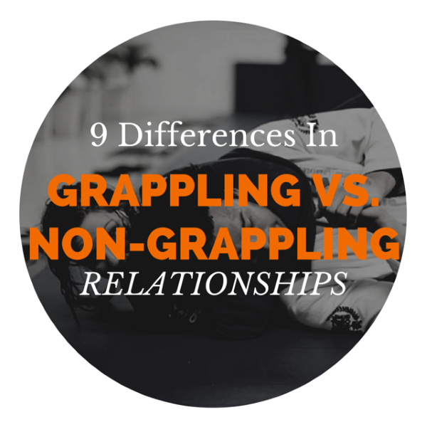 GRAPPLING NON GRAPPLING RELATIONSHIPS