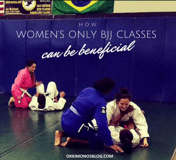 womens only bjj classes