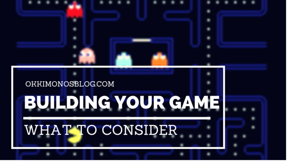 Building Your Game