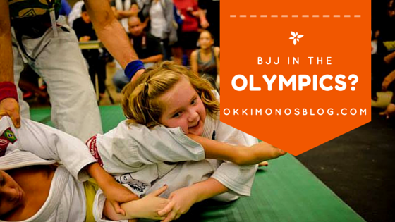bjj in the olympics