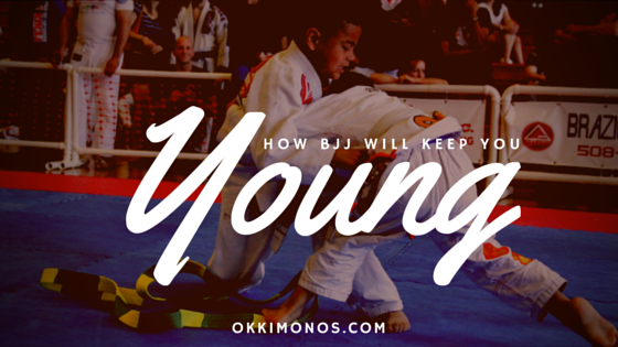 how bjj will keep you young