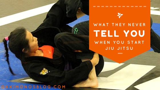 start training jiu jitsu