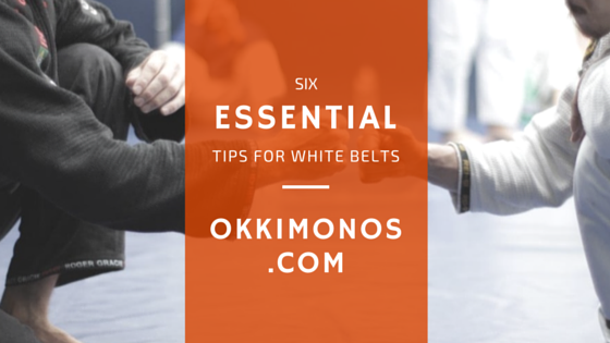 tips for bjj white belts