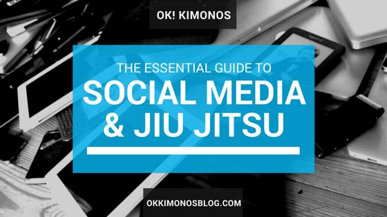 Ok! kimonos social media nad jiu jitsu