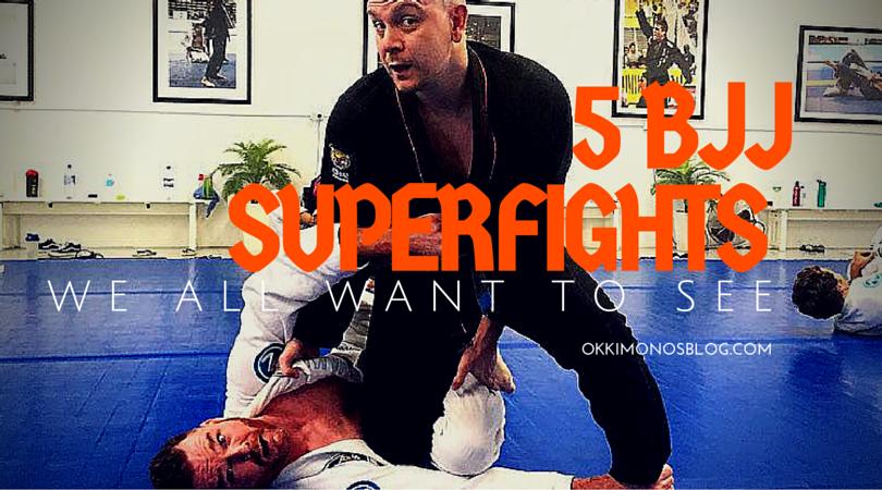 5 bjj superfights