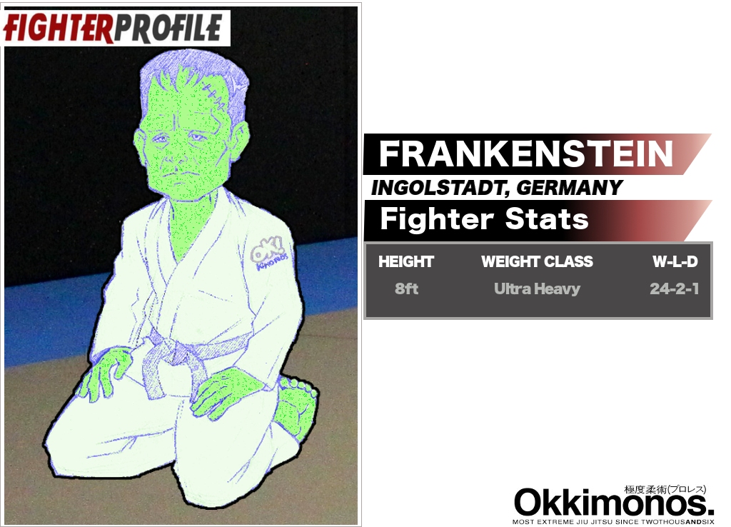 Frankestein Fighter Profile